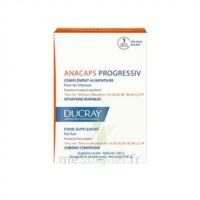 Ducray Anacaps Progressiv Trio 3x30gélules à Pessac
