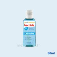Baccide Gel Mains Désinfectant Sans Rinçage 30ml