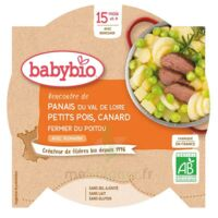 Babybio Assiette Panais Petits Pois Canard à Pessac
