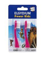 Acheter Elgydium recharge pour brosse à dents électrique AGE DE GLACE Power kids à Pessac