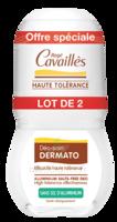 Rogé Cavaillès Déodorants Déo Soin Dermatologique Roll-on 2x50ml à Pessac