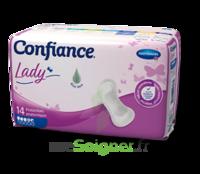 Confiance Lady Protection Anatomique Incontinence 4 Gouttes Sachet/14 à Pessac