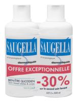 Saugella Emulsion Dermoliquide Lavante 2fl/500ml à Pessac