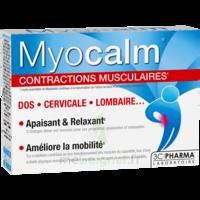 Myocalm Comprimés Contractions Musculaires B/30 à Pessac
