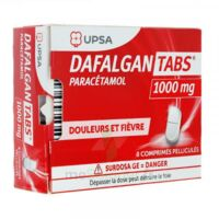 Dafalgantabs 1 G Cpr Pell Plq/8 à Pessac