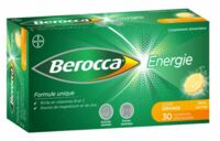 Berocca Energie Comprimés Effervescents Orange B/30 à Pessac