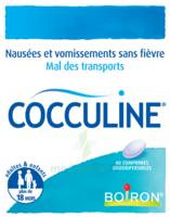Boiron Cocculine Comprimés orodispersibles B/40 à Pessac